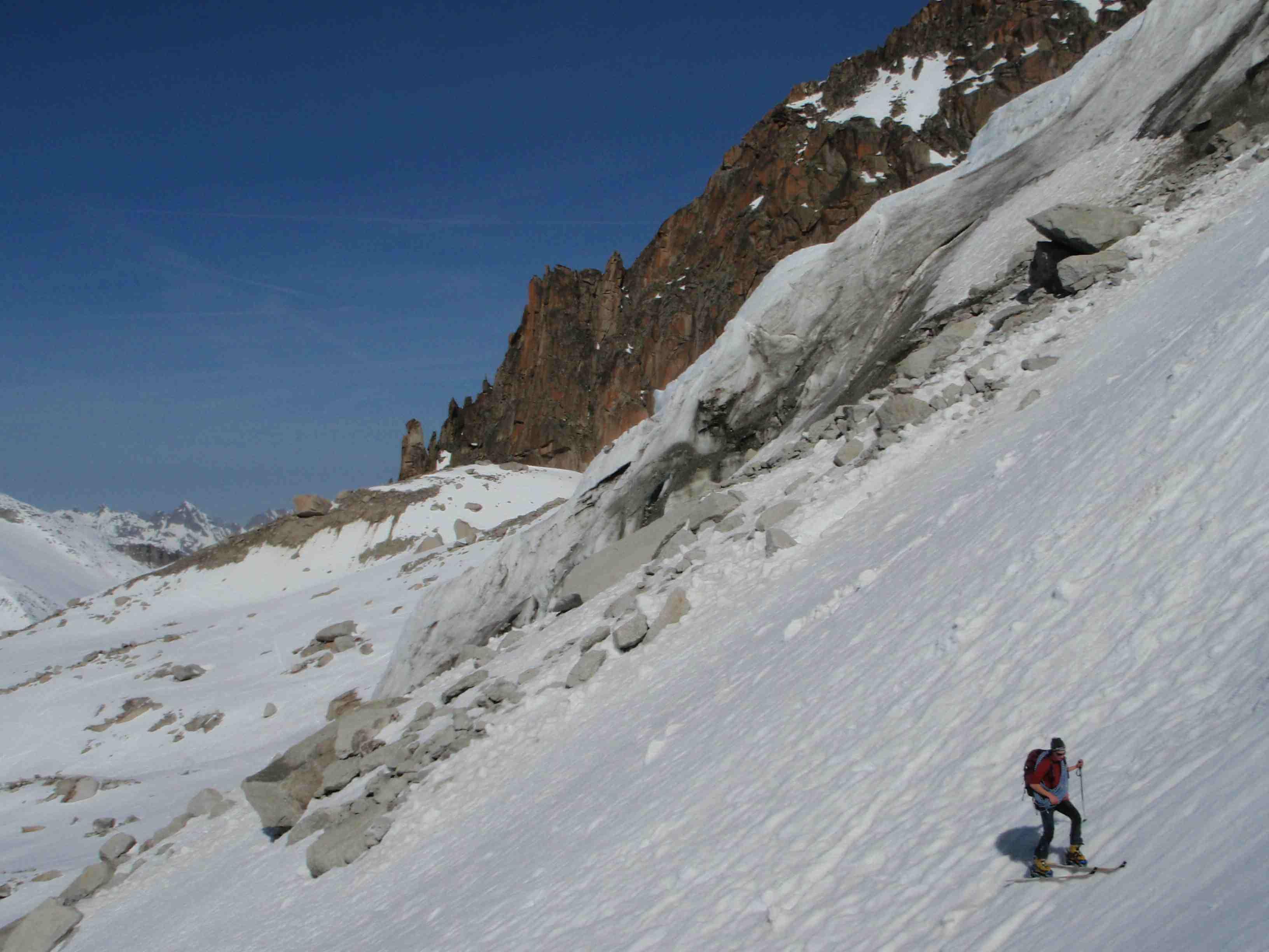Aiguille du Plateau