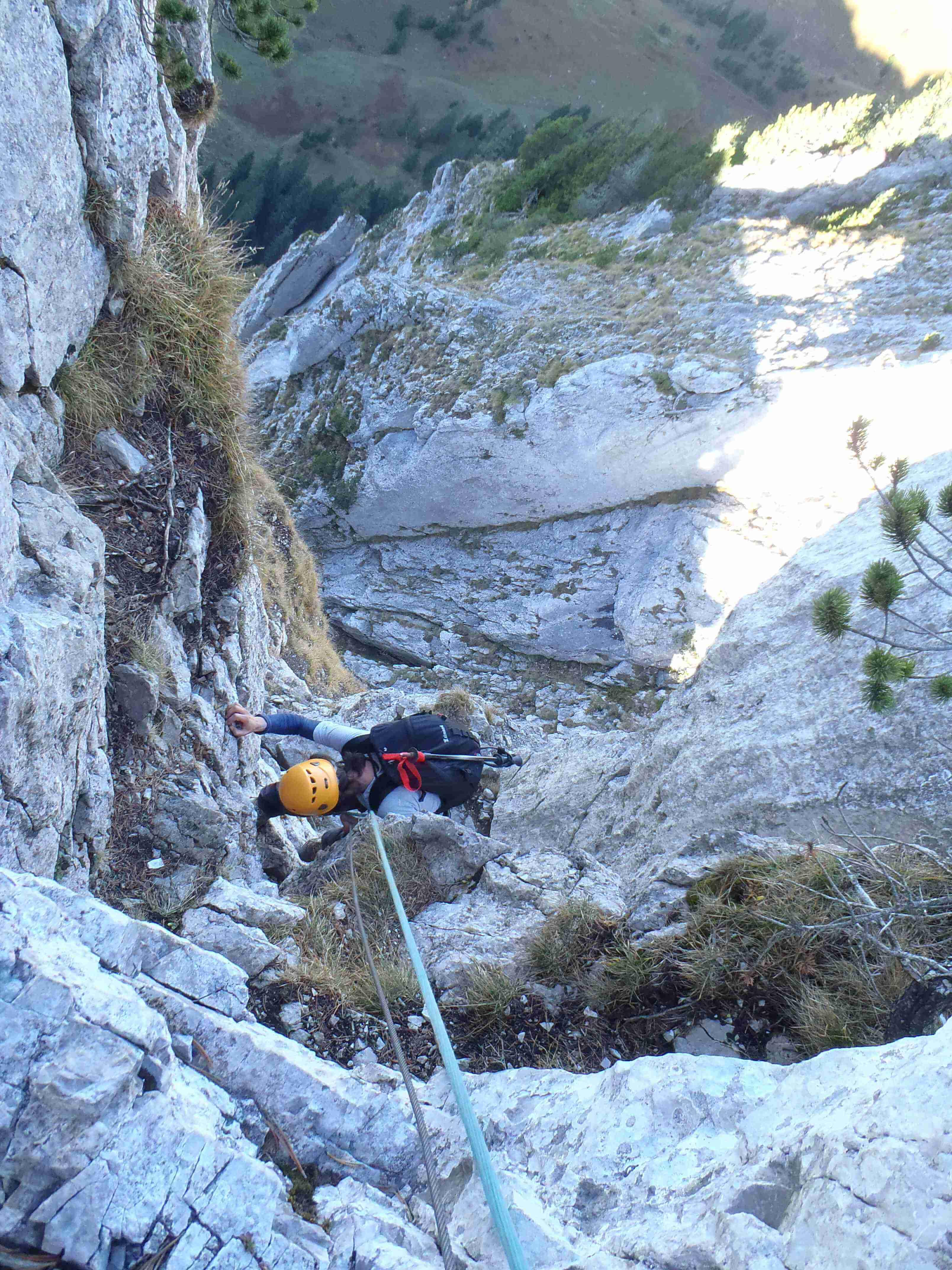 La traversée du Mont Chauffée - Chevauchée d'arête facile au coeur du Chablais