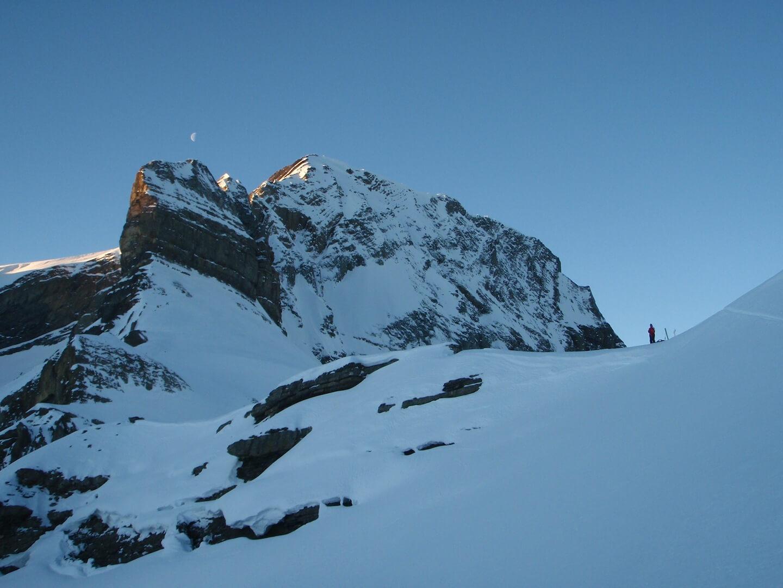 La traversée des Dents du Midi - Raid sauvage entre Léman et Mont Blanc