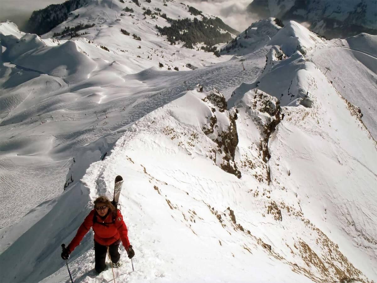 guides ski-alpinisme avoriaz