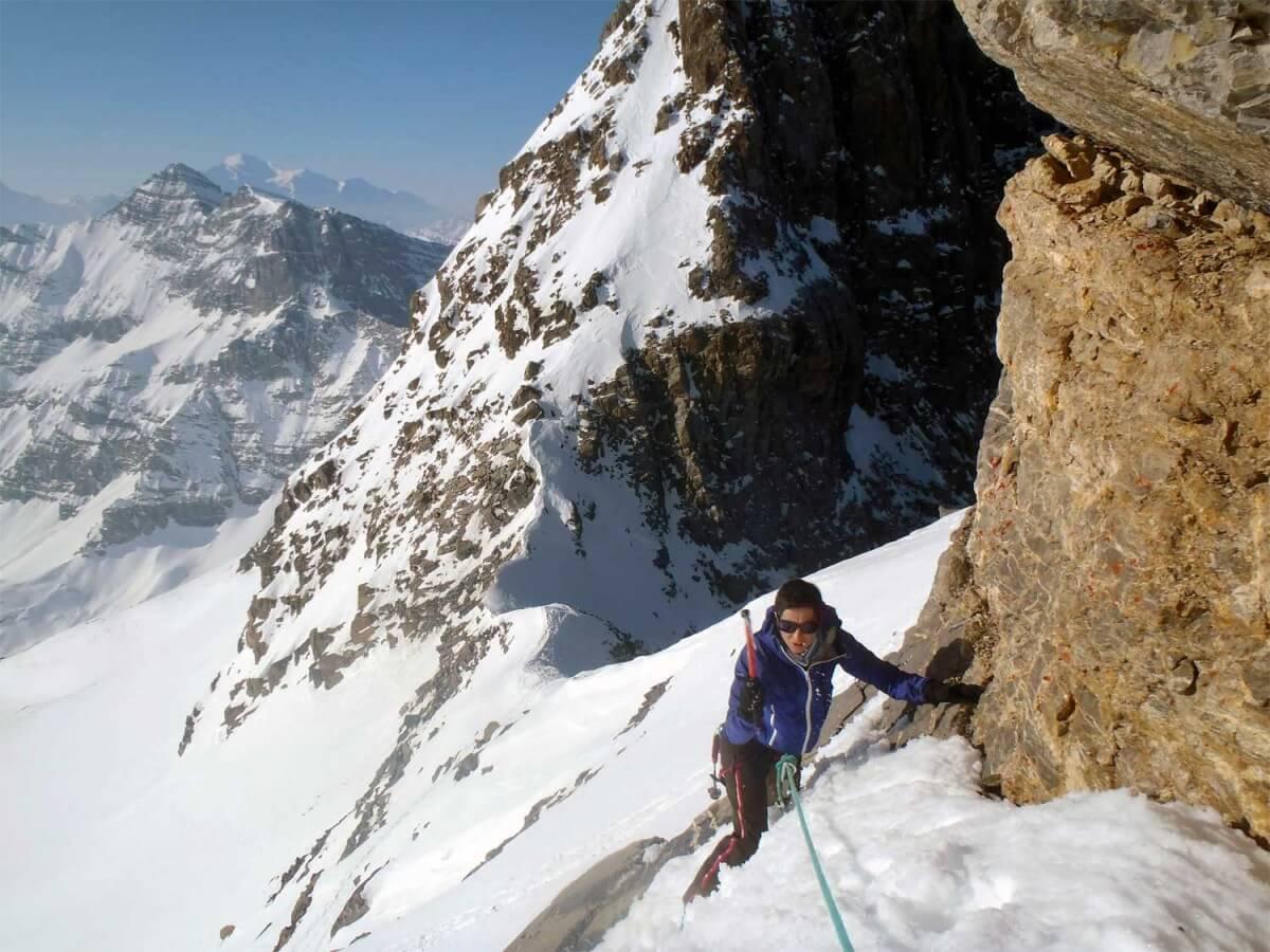 guide alpinisme dent du midi