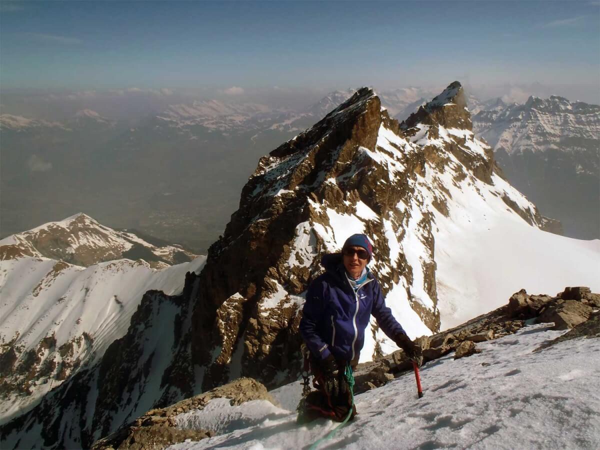 guides alpinisme dent du midi
