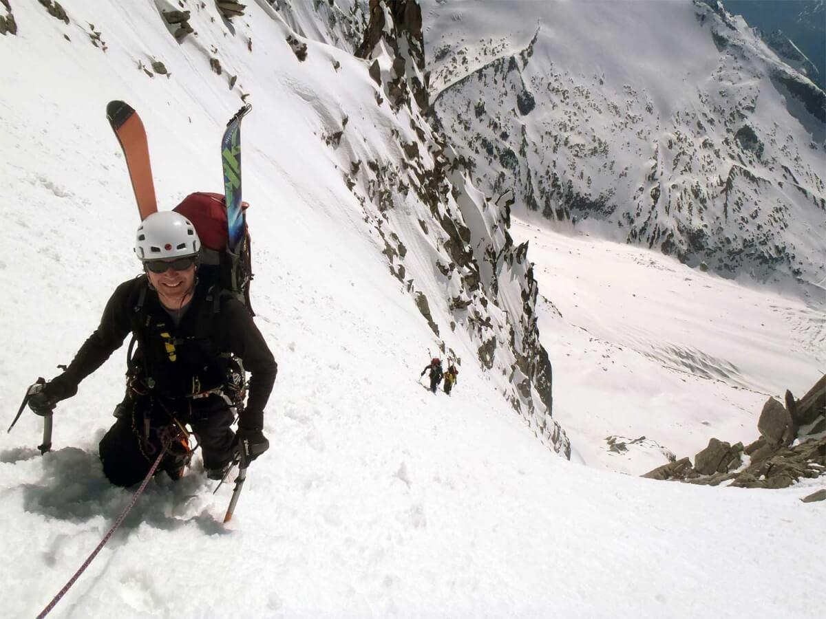guides alpinisme morzine