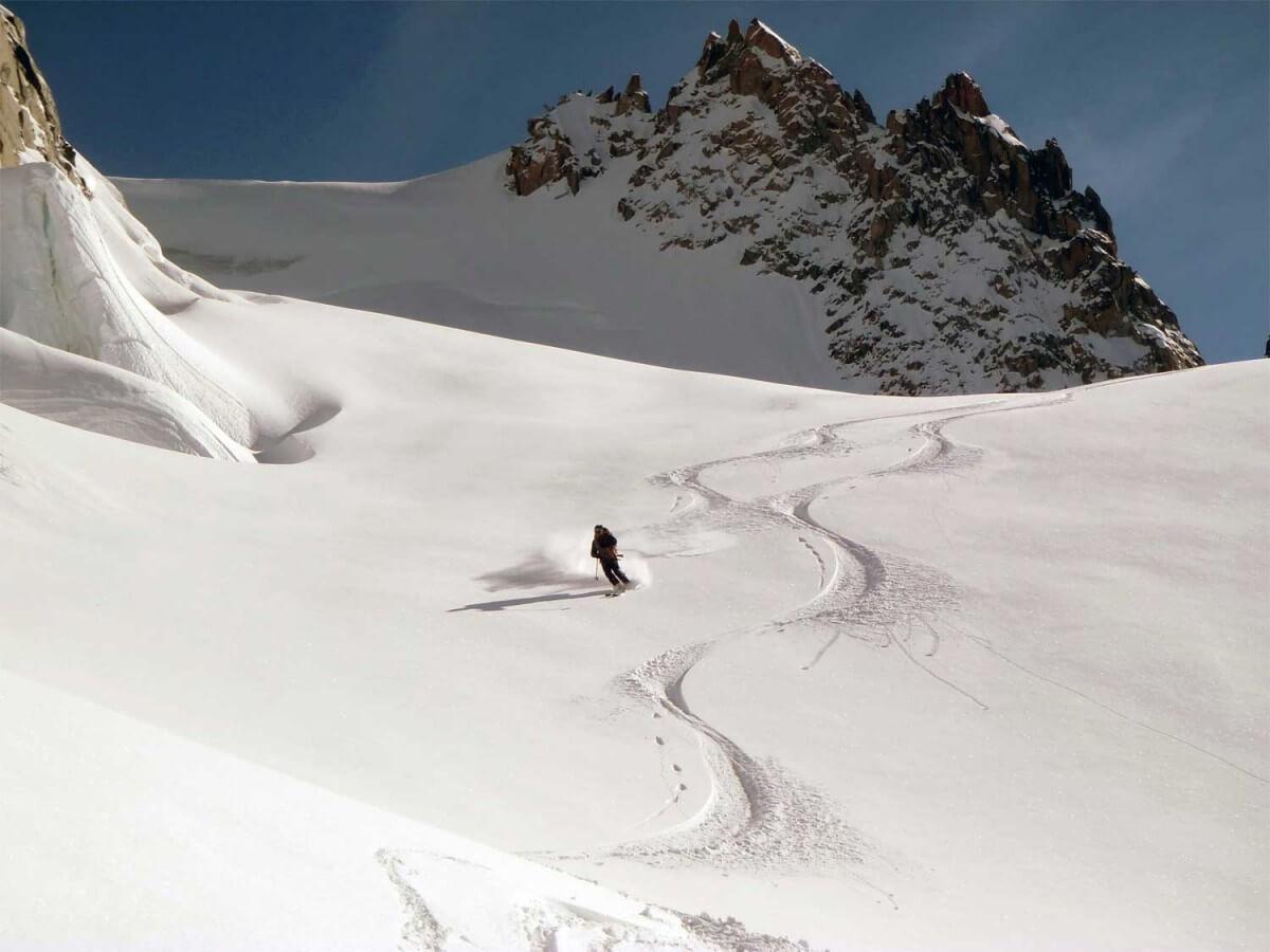guides ski de randonnée chamonix
