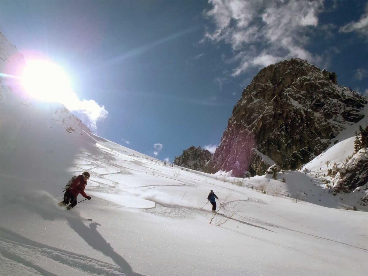 guide ski de randonnée morzine