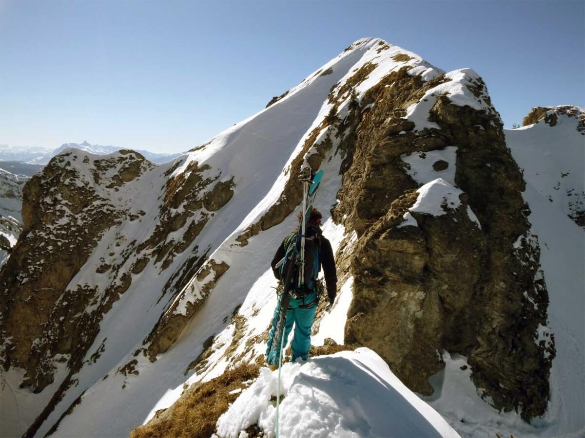 guide ski alpinisme avoriaz