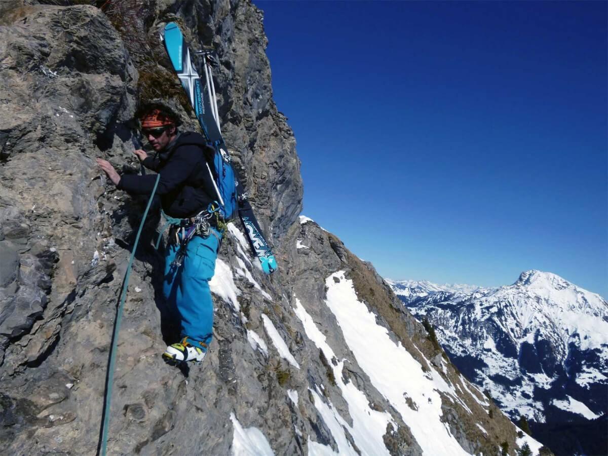 guides ski alpinisme morzine