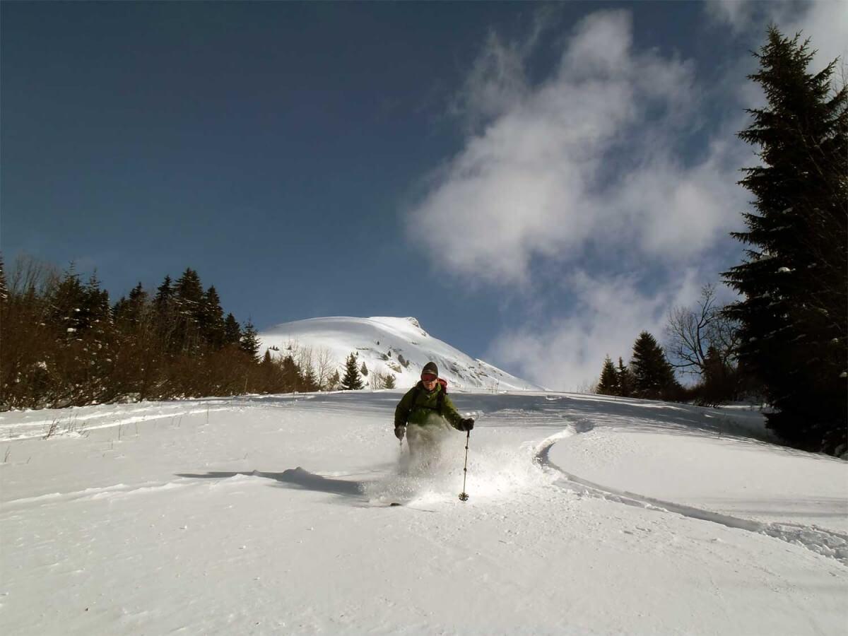 guides ski de randonnée à Morzine