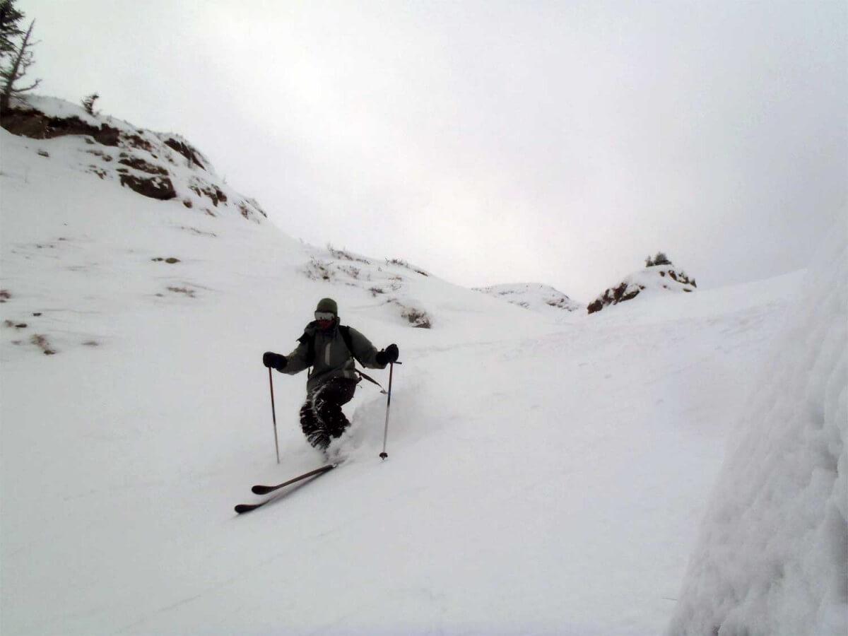 guide ski de rando morzine
