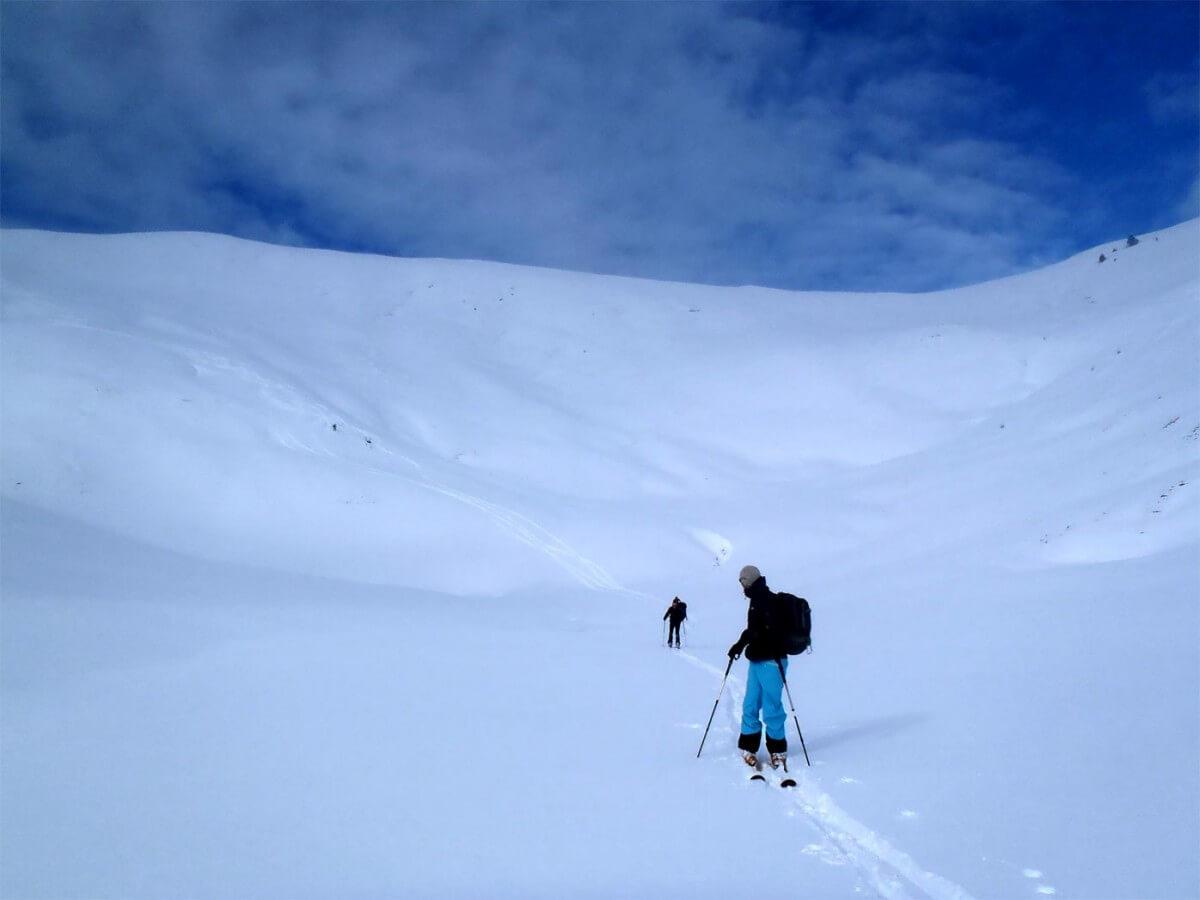 raid à ski Chablais