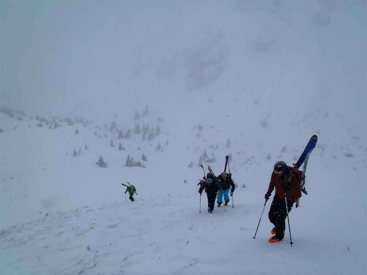 ski de randonnée Chablais