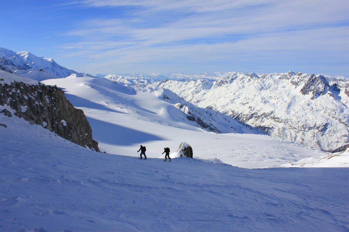 ski de rando Morzine