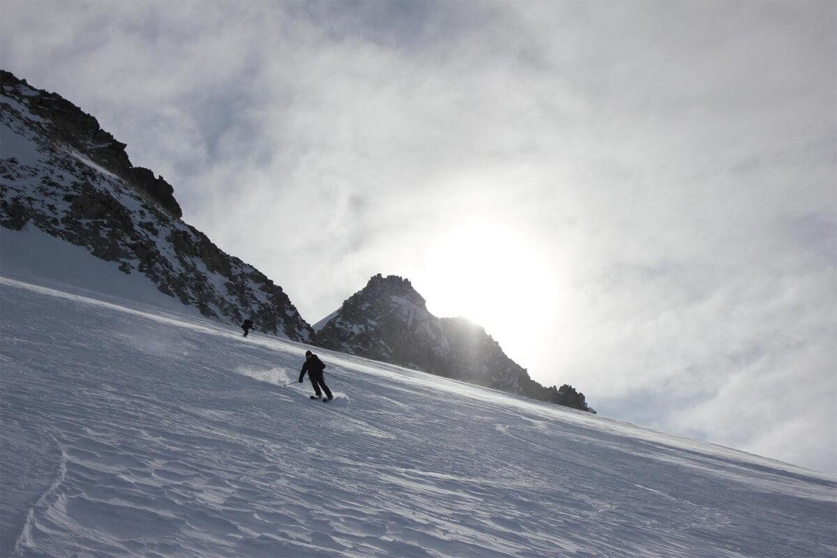 ski de rando cool
