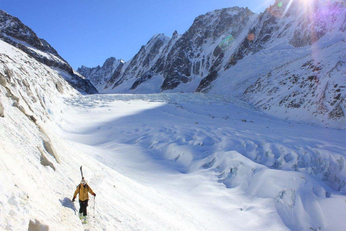 ski de rando col du passon