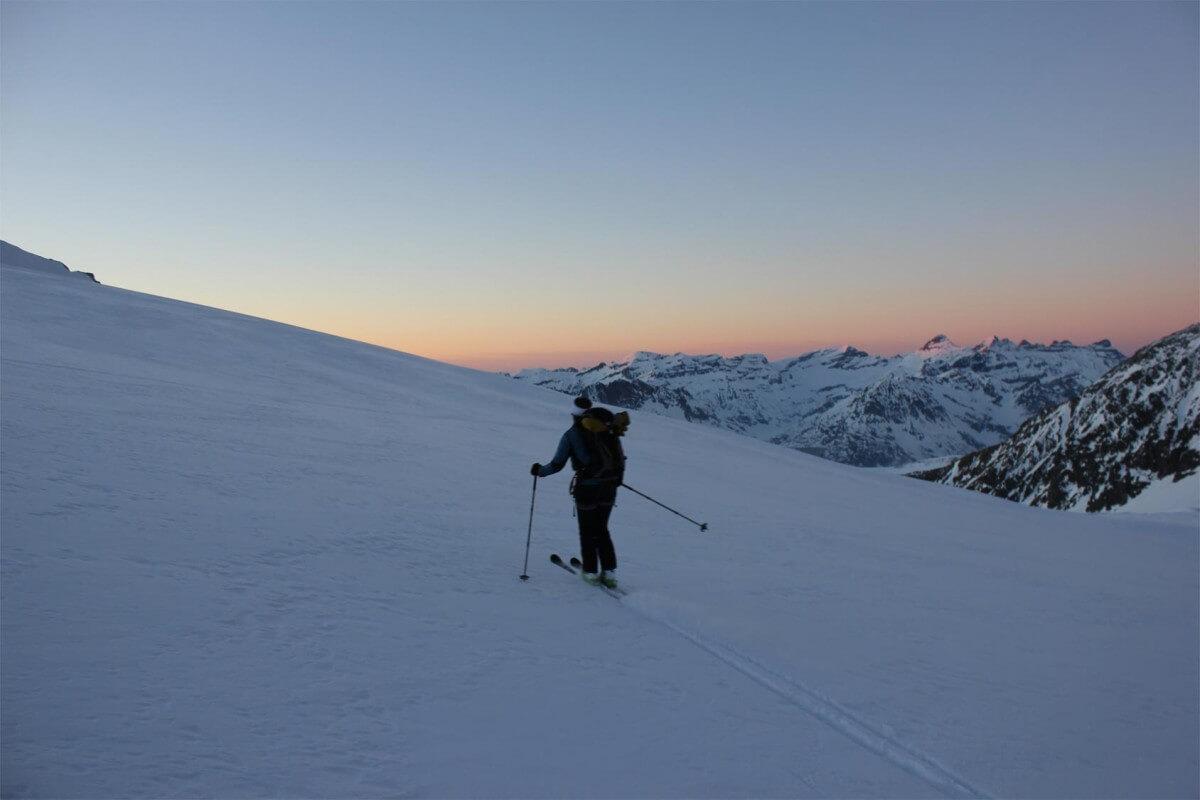 ski de rando Avoriaz