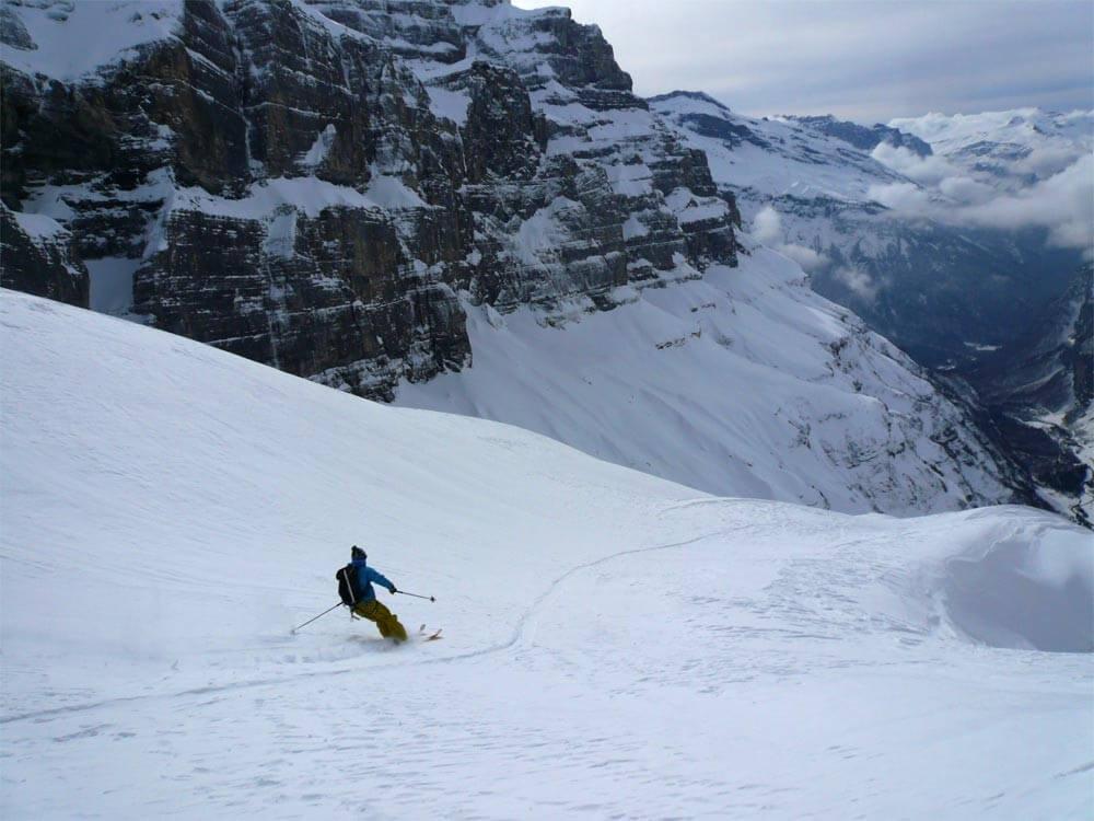ski alpinisme fer a cheval