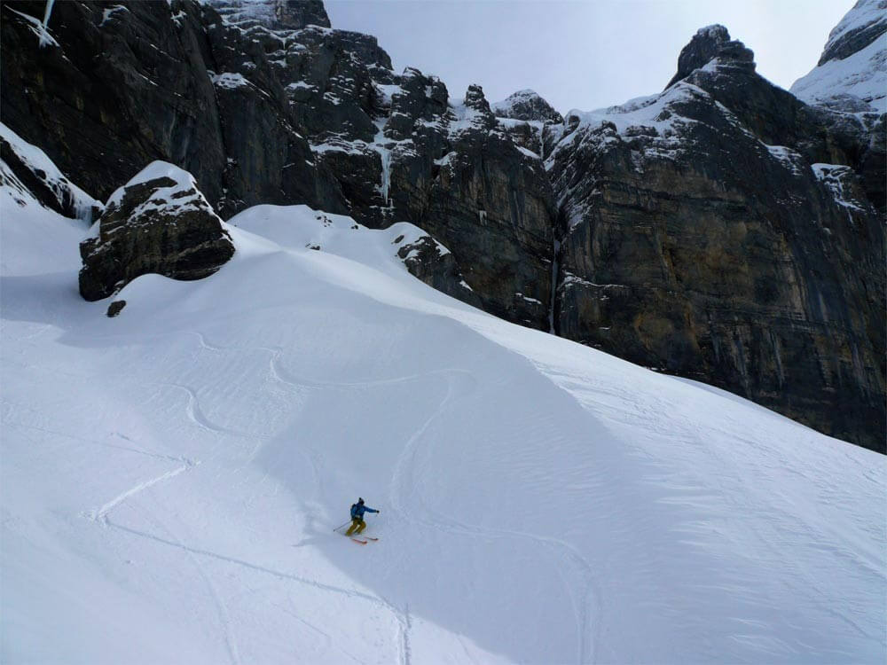 ski guide morzine