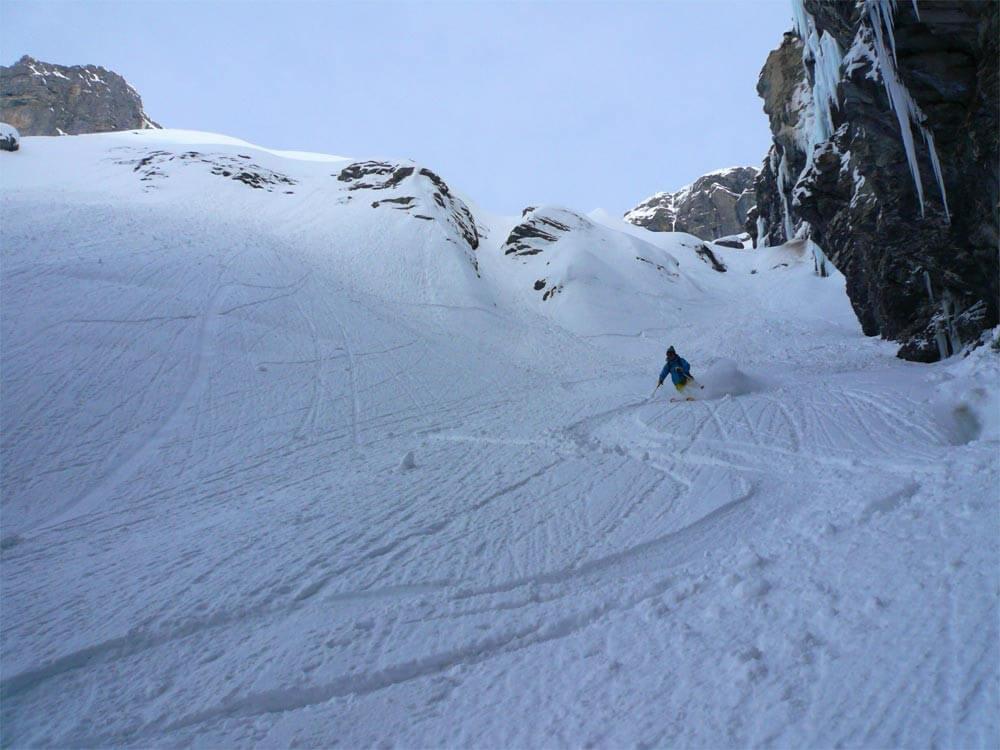 ski alpinisme ruan