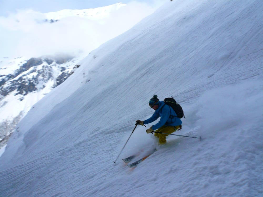 freeride alpinisme