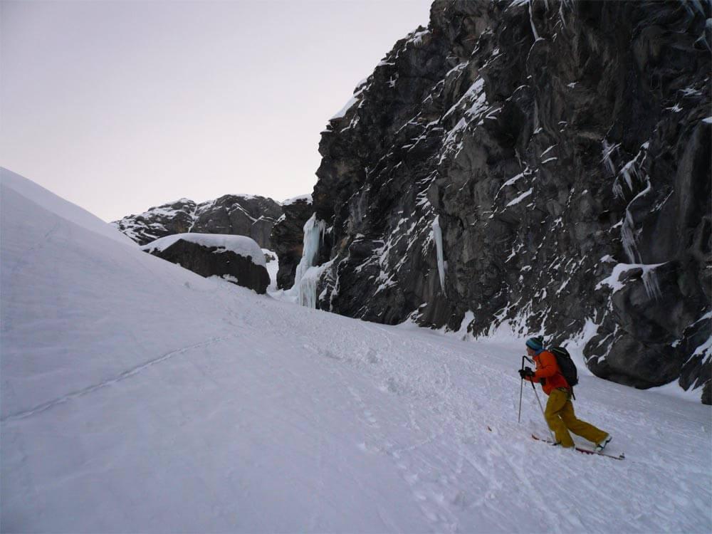grand ruan sw ski-alpinisme