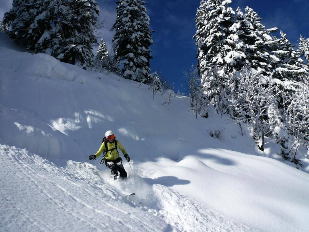 hors pistes chatel