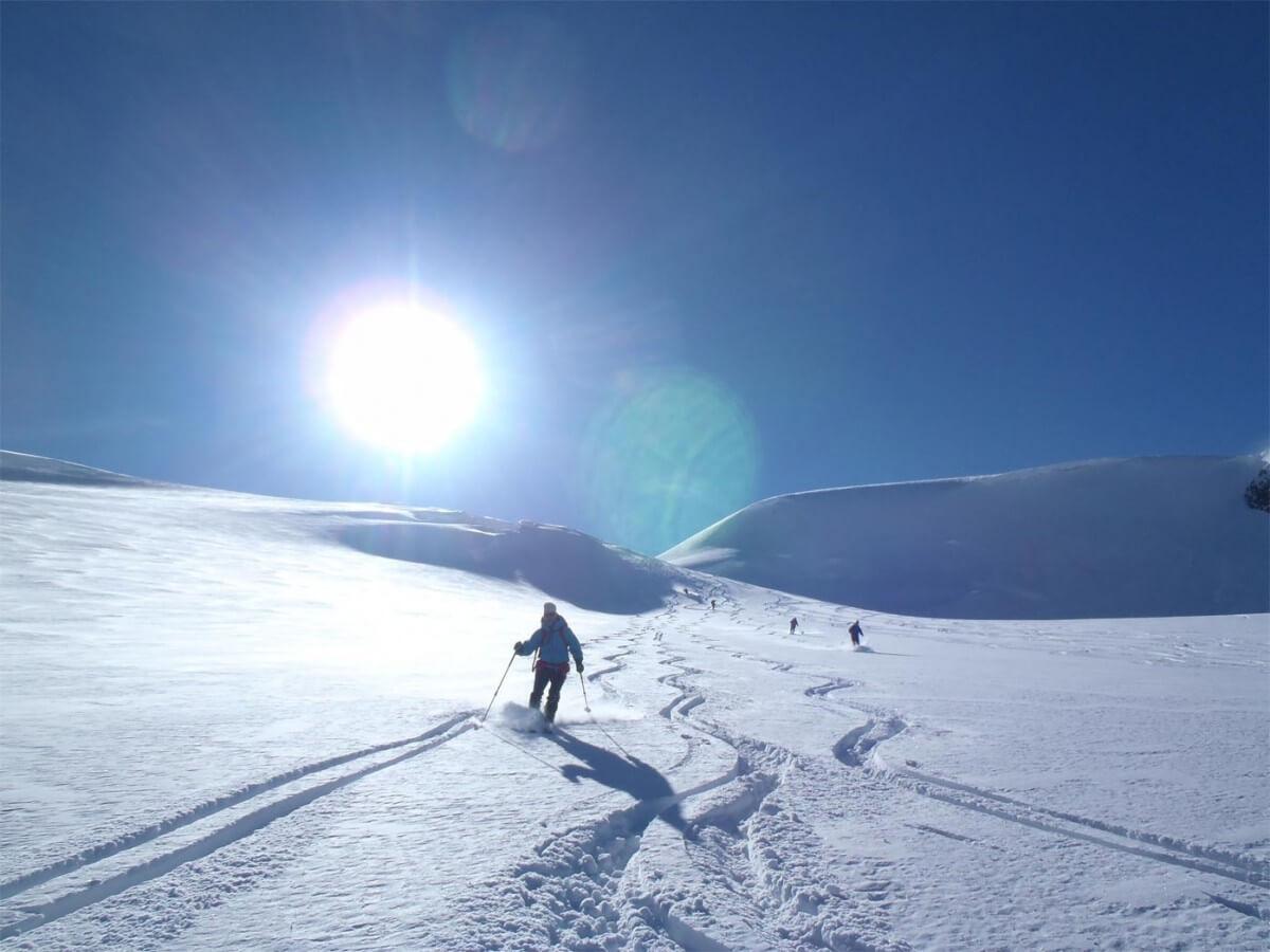 Chamonix Zermatt, dernière descente